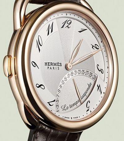 Новые часы Hermes 2012